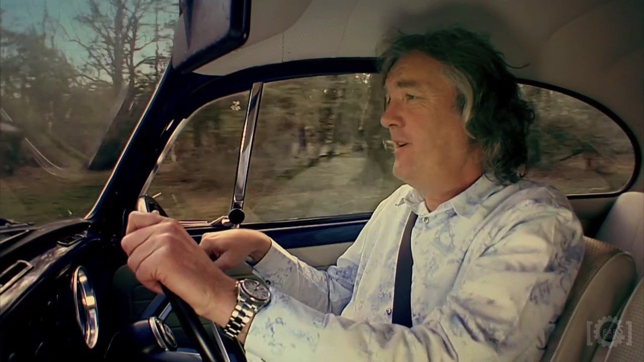 Народные автомобили с Джеймсом Мэем [S01] | WEB-DL 720p | Gears Media