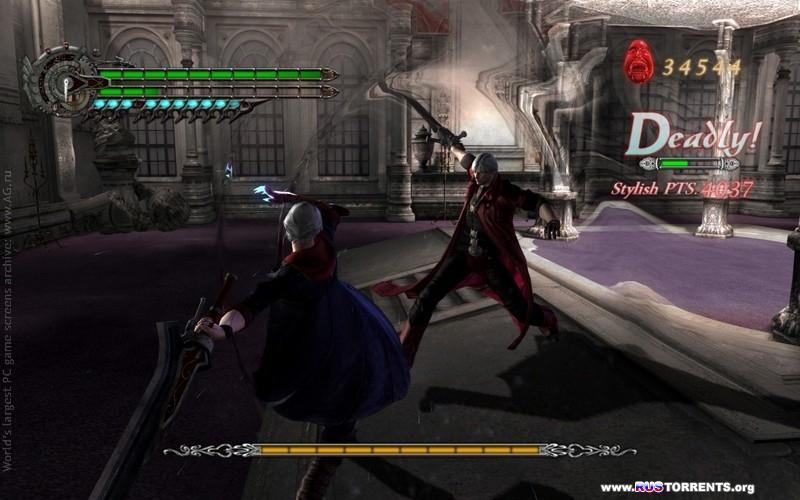 Devil May Cry 4 Full