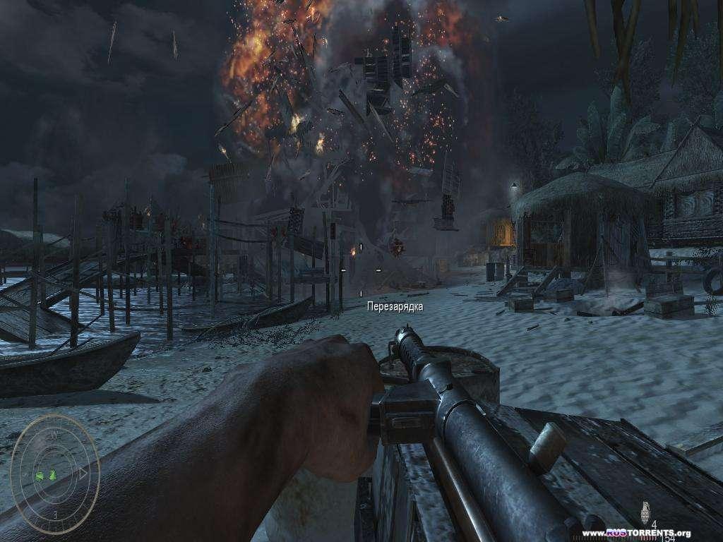 Call Of Duty 5: World At War v 1.7.1263 [Repack]