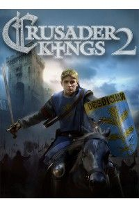 Крестоносцы 2 / Crusader Kings 2 [v 2.3 + 45 DLC] | PC | RePack от R.G. Games