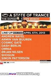 Armin van Buuren - A State Of Trance Episode 600 - Live Den Bosch, The Netherlands [Mainstage] [06.04.2013]