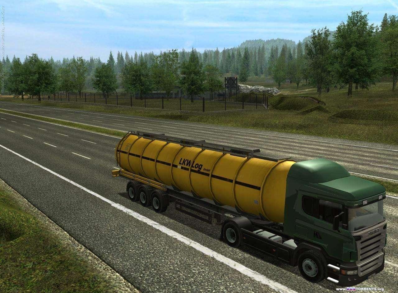 German Truck Simulator (RUS) [Repack]