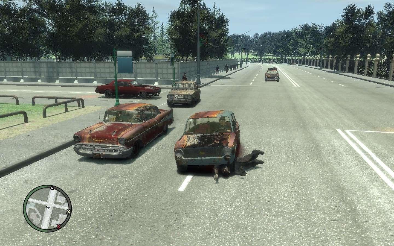 Grand Theft Auto IV: Criminal Russia - Apocalypse | PC | RePack от Alpine