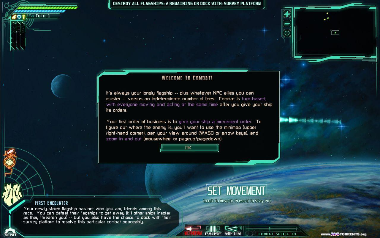 The Last Federation v1.0   PC   RePack