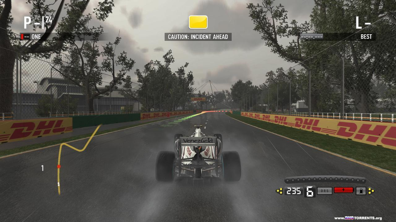 F1 2011 | RePack от z10yded