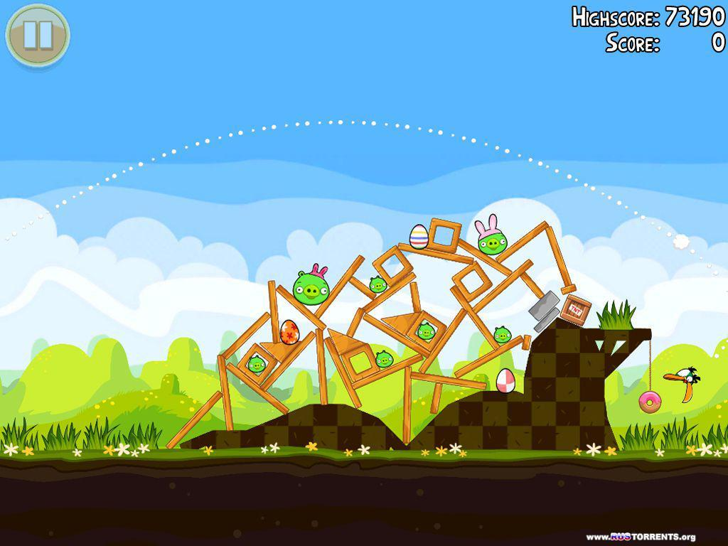 Angry Birds: Anthology + Bad Piggies