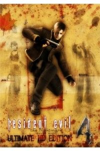Resident Evil 4: Biohazard 4 Ultimate HD Edition [v 1.0.6] | PC | Лицензия