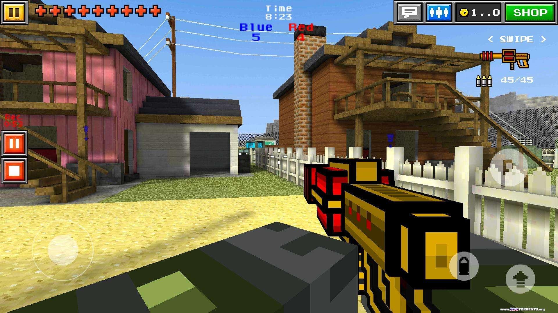 Pixel Gun 3D | Android