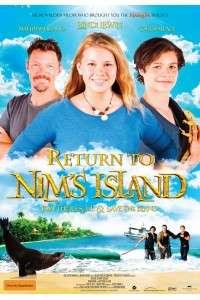 Возвращение на остров Ним | BDRip 1080p | P