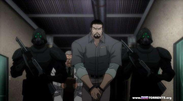 Бэтмен: Нападение на Аркхэм | HDRip | L
