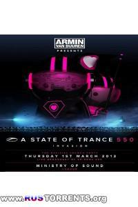 Armin van Buuren - A State Of Trance Episode 550 Launch Party, Live @ Ministry Of Sound, London