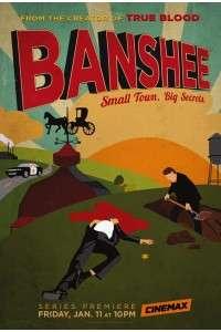 Банши [01-03 сезон: 01-30 серии из 30] | BDRip 1080p | Amedia