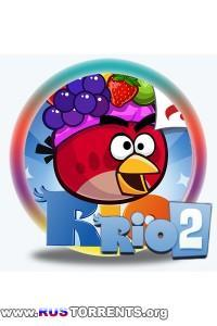 Angry Birds Rio v2.0.0 + Mod | Android