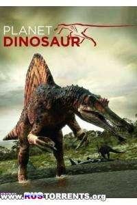 Планета динозавров: Совершенные убийцы | BDRip 1080p | 3D-Video | halfOU | P1