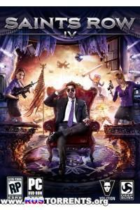 Saints Row 4 | PC | Repack от R.G. Механики
