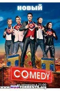 Новый Comedy Club [эфир от 10.01] | WEB-DLRip 720p