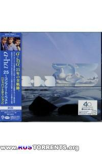 A-HA - 25 - The Very Best Of (Japan)