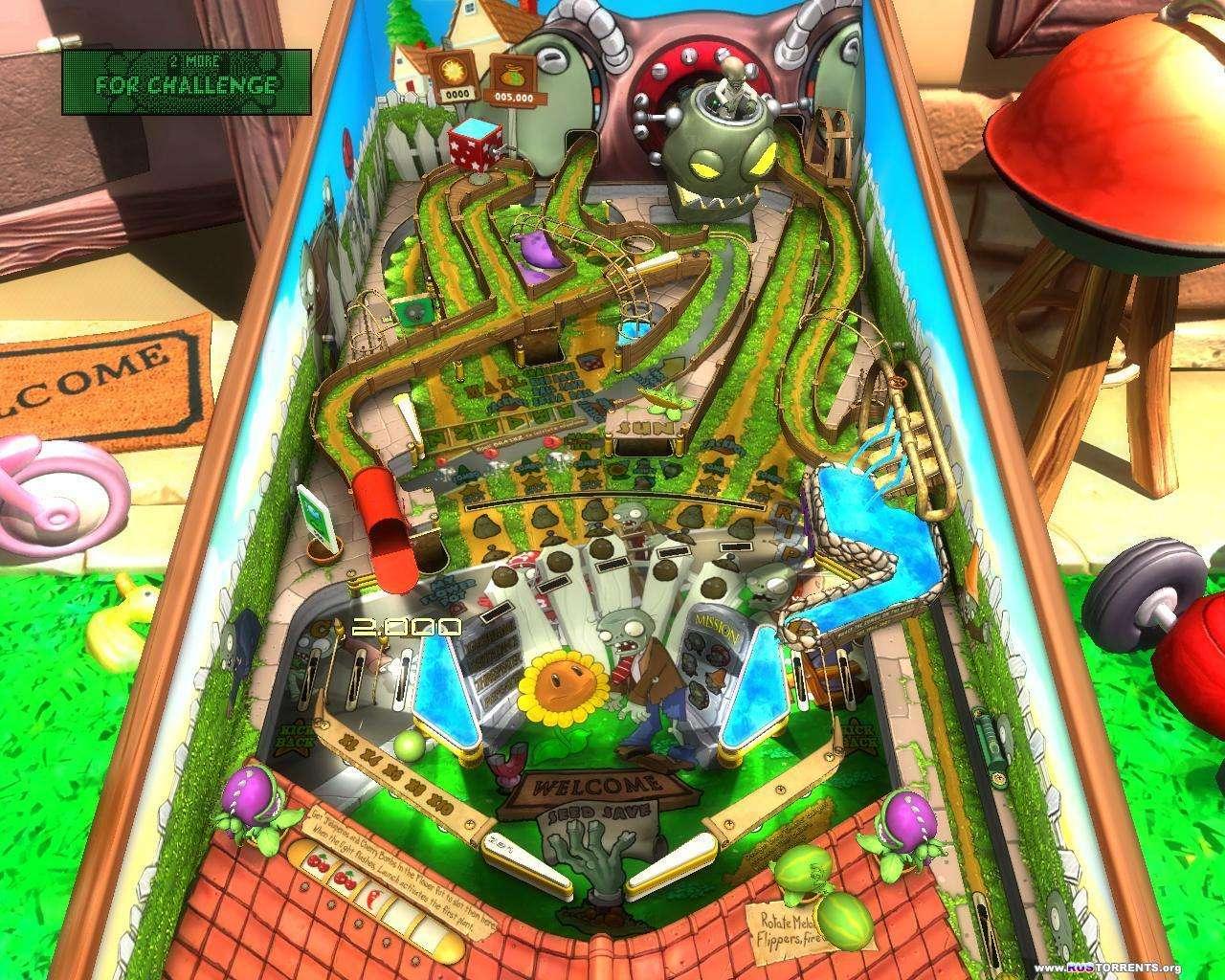 Pinball FX2: Portal ® Pinball [1.0.28 + 36 DLC] | PC | Лицензия