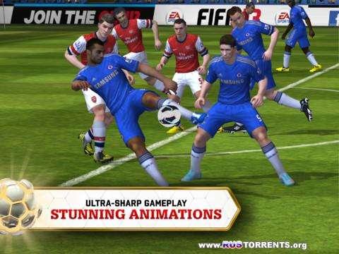 FIFA 13 by EA SPORTS-v1.0.2 | iPhone, iPod, iPad