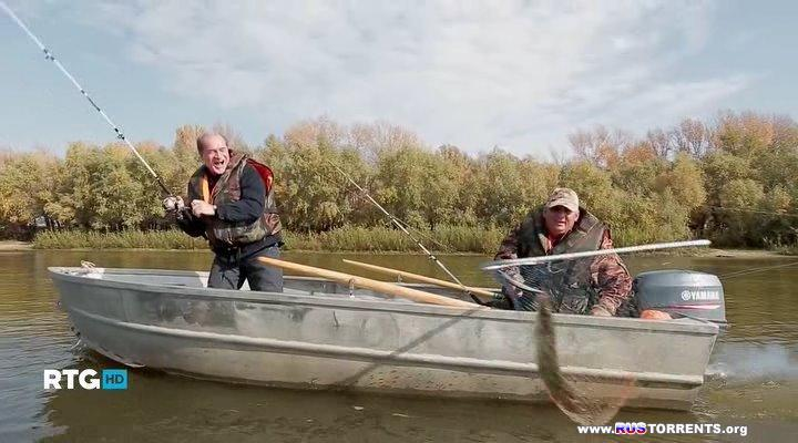 Осенняя рыбалка на реке Ахтуба | HDTVRip