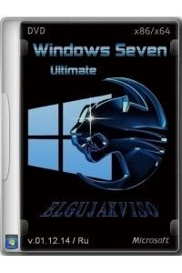 Windows 7 Ultimate SP1 (x86/x64) Elgujakviso Edition v01.12.14 RUS