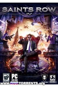 Saints Row 4: Commander-in-Chief Edition [v.1.0.6.1.Update 7+24 DLC] | PC | Repack от xatab