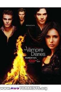 Дневники вампира [S01-04] | WEBDLRip | LostFilm
