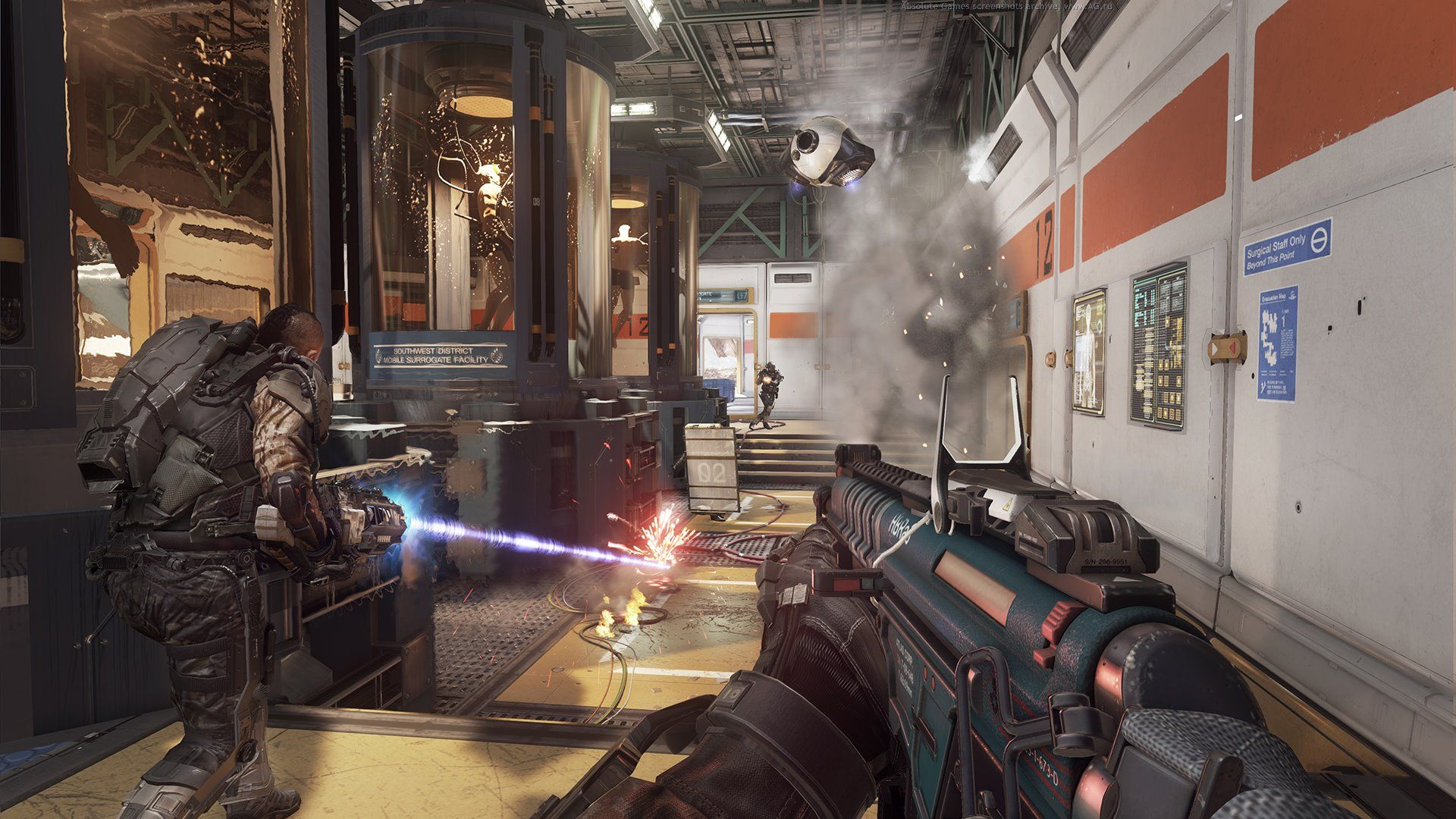 Call of Duty: Advanced Warfare | PS3 | RePack