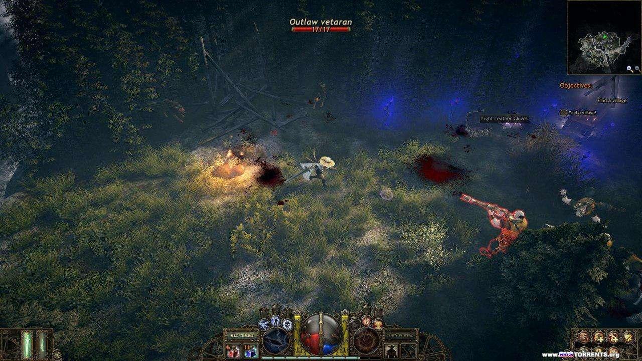 The Incredible Adventures of Van Helsing [v 1.1.06] | PC | RUS | Repack от Audioslave