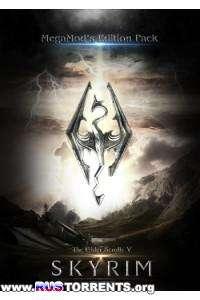 The Elder Scrolls V: Skyrim & Dawnguard & Hearthfire + MegaMod's Edition Pack   | RePack oт Аронд