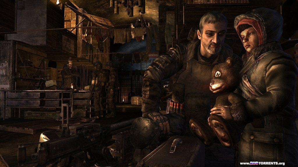 Metro 2033 | PC | Steam-Rip �� R.G. Origins