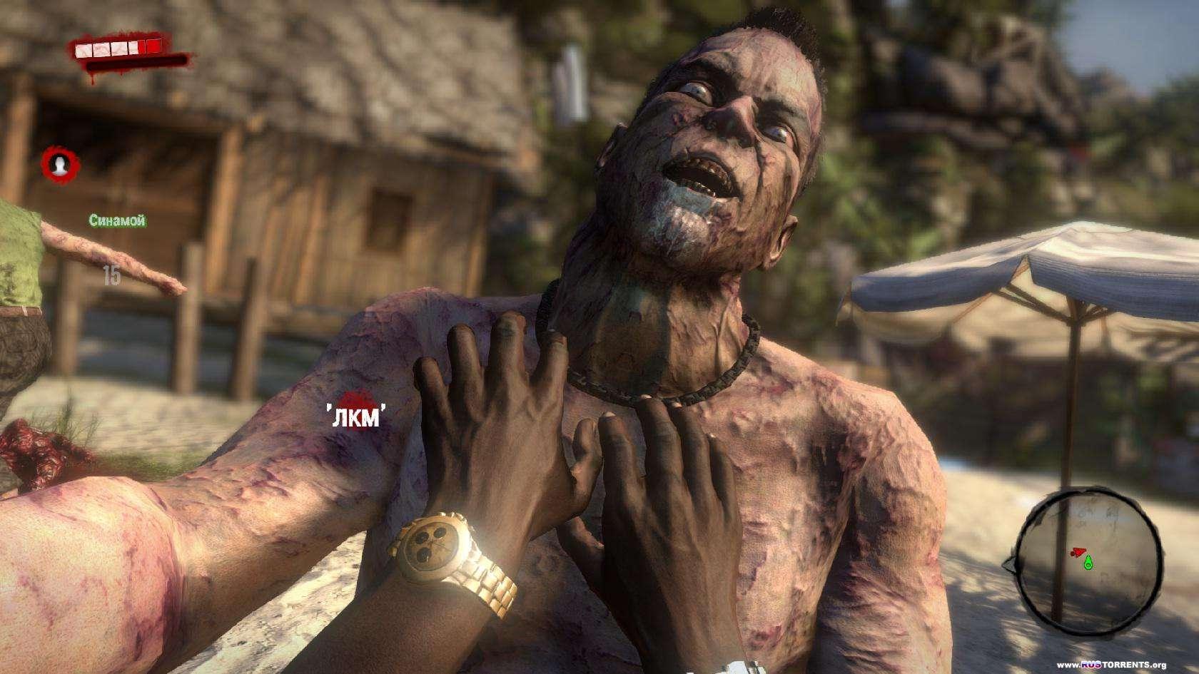 Dead Island v.1.2.0 RUS | [RePack] от R.G.RUSTORRENTS