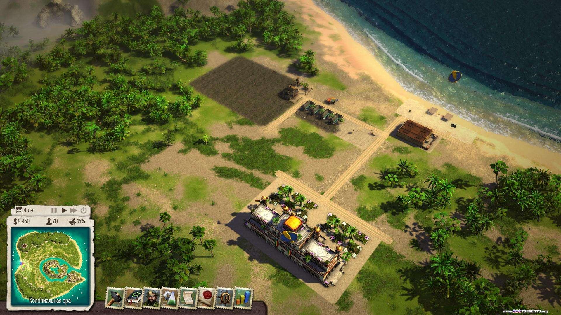 Tropico 5 [v 1.06] | PC | RePack �� R.G. ILITA