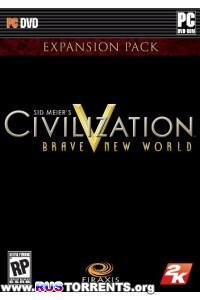 Sid Meier's Civilization V: Brave New World (RUS/ENG) [Repack] от R.G. Revenants