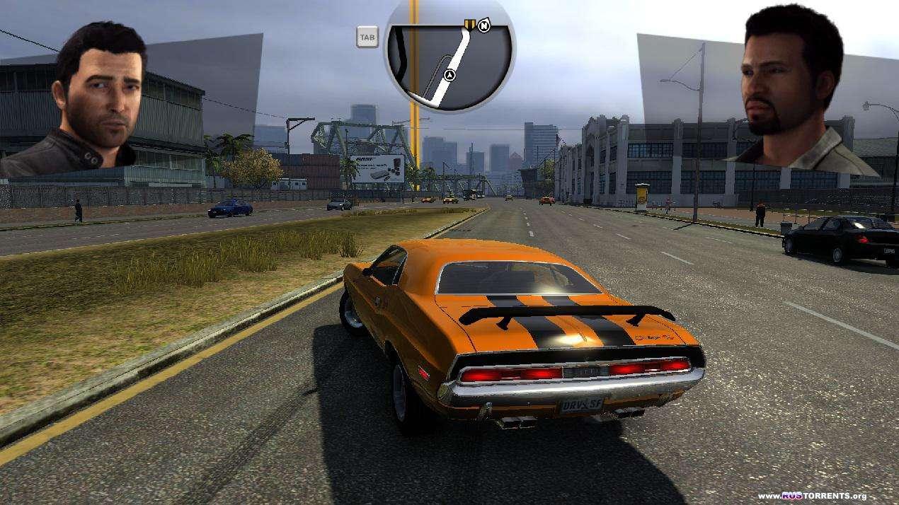 Driver San Francisco (1C-�������� ) RUS | RePack �� R.G.RUSTORRENTS
