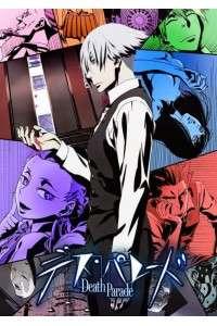 Парад смерти [TV] [01-12 серии из 12] | HDTVRip 720p | AniFilm
