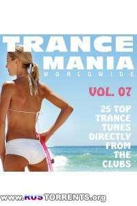 VA - Trance Mania Worldwide Vol 7