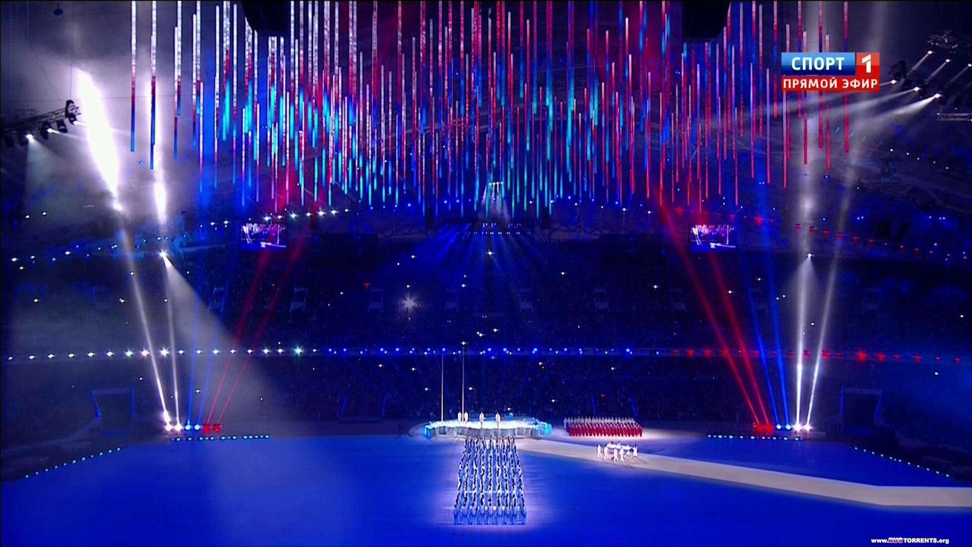 XI Зимние Паралимпийские игры. Сочи. Церемония открытия [Спорт 1 HD] | HDTV 1080i