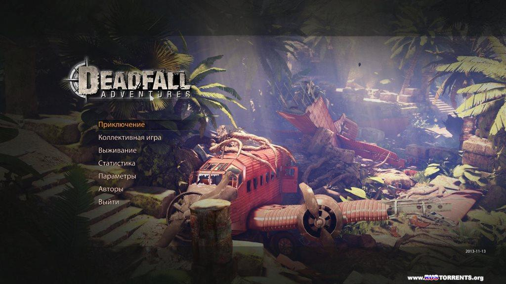 Deadfall Adventures: Digital Deluxe Edition | PC | RePack by SeregA-Lus