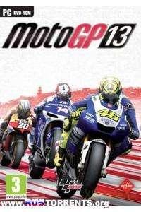 MotoGP 13 [v.1.2 + 4 DLC] | PC |Steam-Rip от DWORD