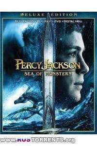 Перси Джексон и Море чудовищ | BDRip 1080p | 3D-Video | halfOU