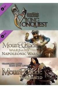 Mount and Blade - Трилогия | PC | RePack от WebeR