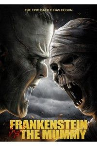 Франкенштейн против мумии | DVDRip | L2