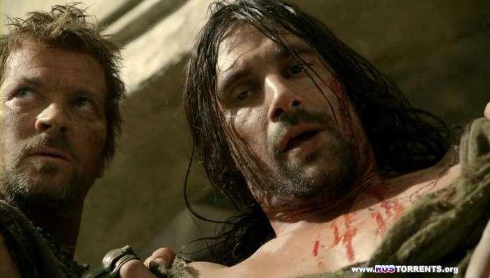Спартак: Боги Арены (приквел) | HDTVRip | LostFilm