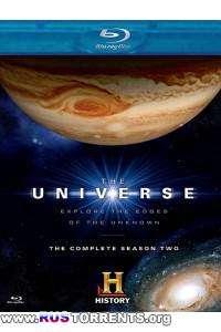 Вселенная - Космические дыры | 2 сезон | 2 серия | BDRip 720