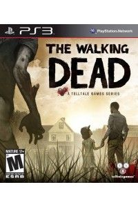 The Walking Dead: The Game. Season 1 | PS3 | Repack
