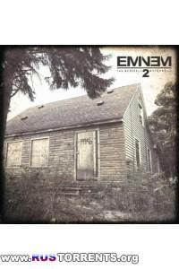 Eminem - The Marshall Mathers LP2 [Deluxe Edition] [2CD] | MP3