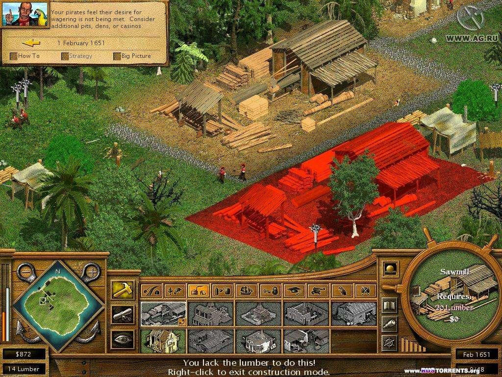Tropico: Трилогия | РС | RePack от R.G. Catalyst
