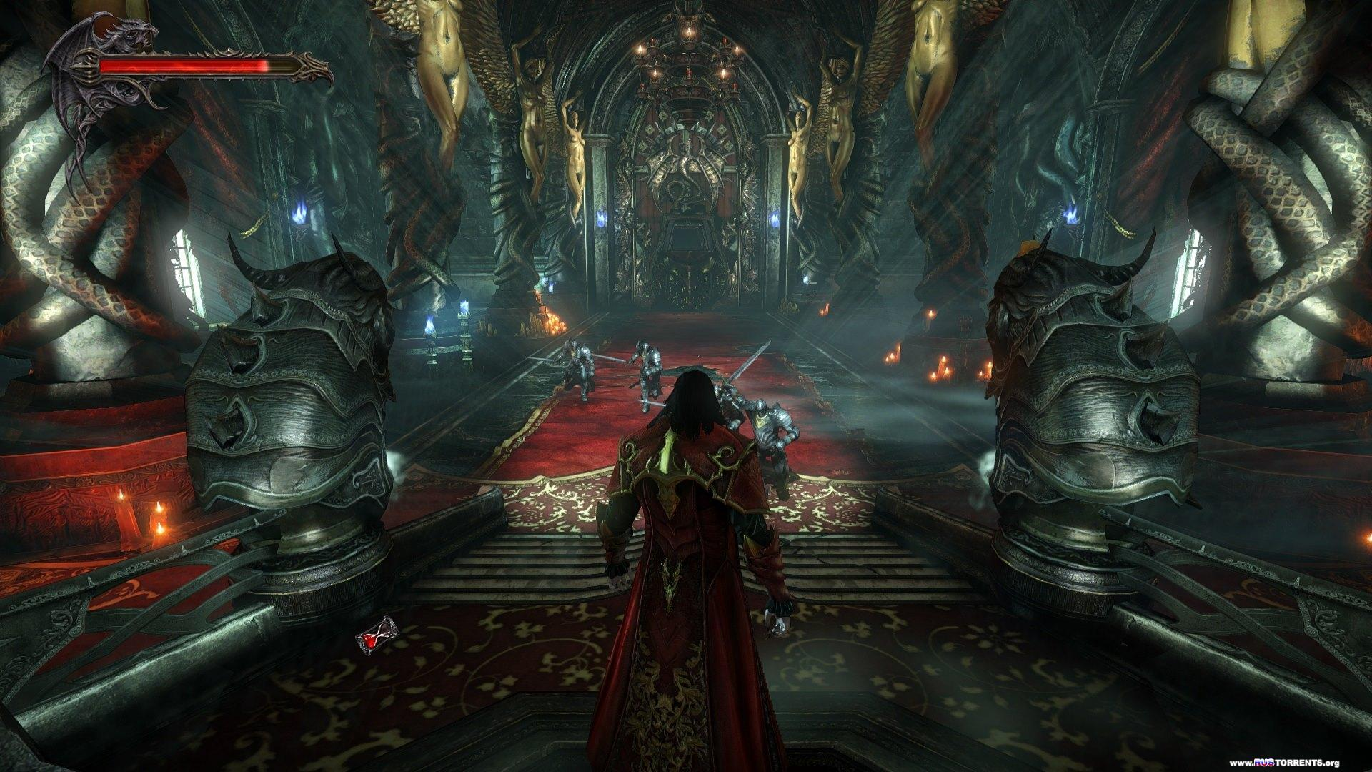 Castlevania: Lords of Shadow 2 [v 1.0.0.1u1 + 4 DLC] | PC | RePack от z10yded