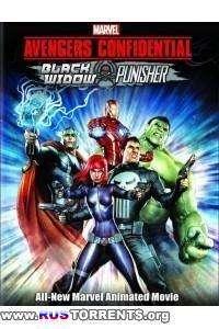 Секретные Материалы Мстителей: Черная Вдова и Каратель | HDRip | P